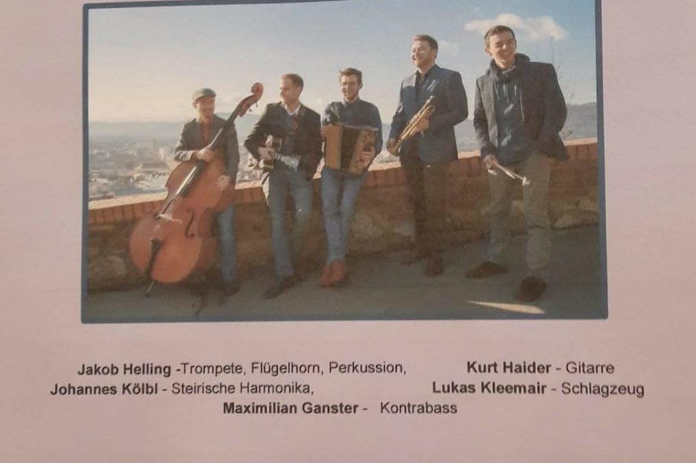 Jazz'n'Folk – 09.11.2018
