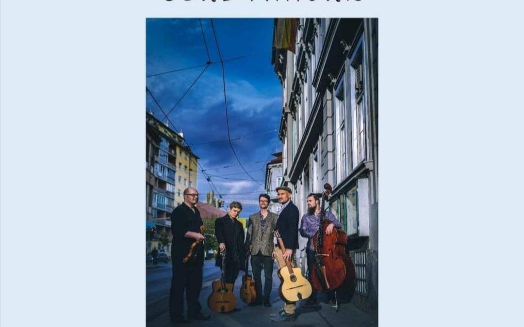 "Jazz beim Ponigl am 10.September 2021 ,,Club Mineur"""